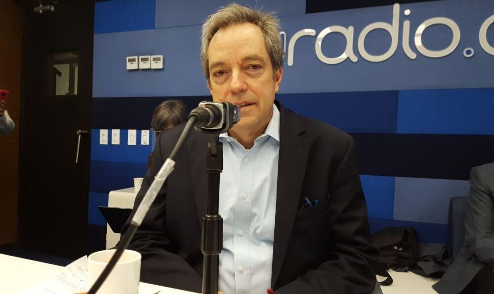 298472_BLU Radio. Mauricio Perfetti, director del DANE // Foto: BLU Radio