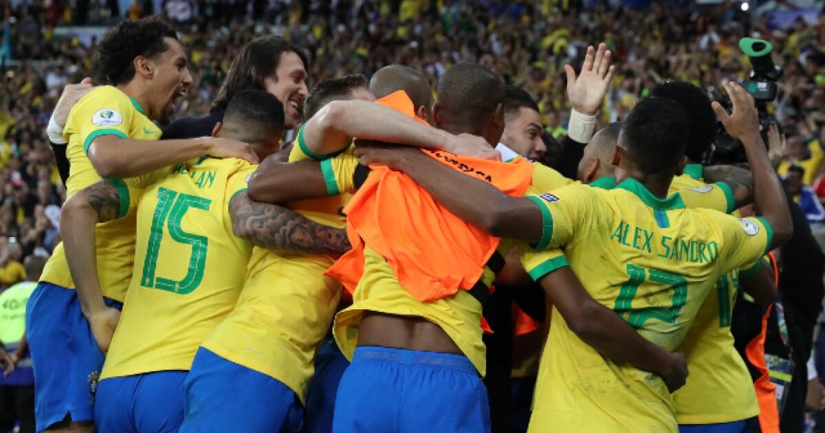 Brasil vs. Ecuador EN VIVO: la 'canarinha' domina e insiste en zona ofensiva sin resultados