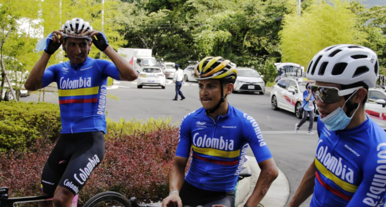 Colombia sueña con una medalla en el ciclismo de los Juegos Olímpicos de Tokio 2020.