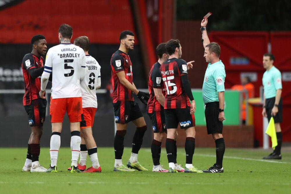 AFC Bournemouth v Luton Town - Sky Bet Championship