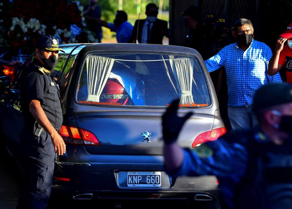 Maradona AFP entierro 2.jpg