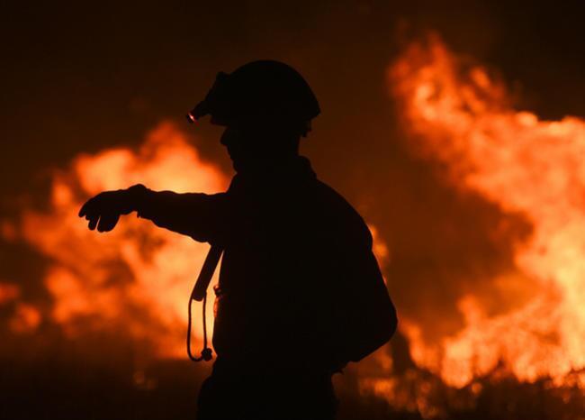 338193_Blu Radio/ Referencia incendio / Foto: AFP.