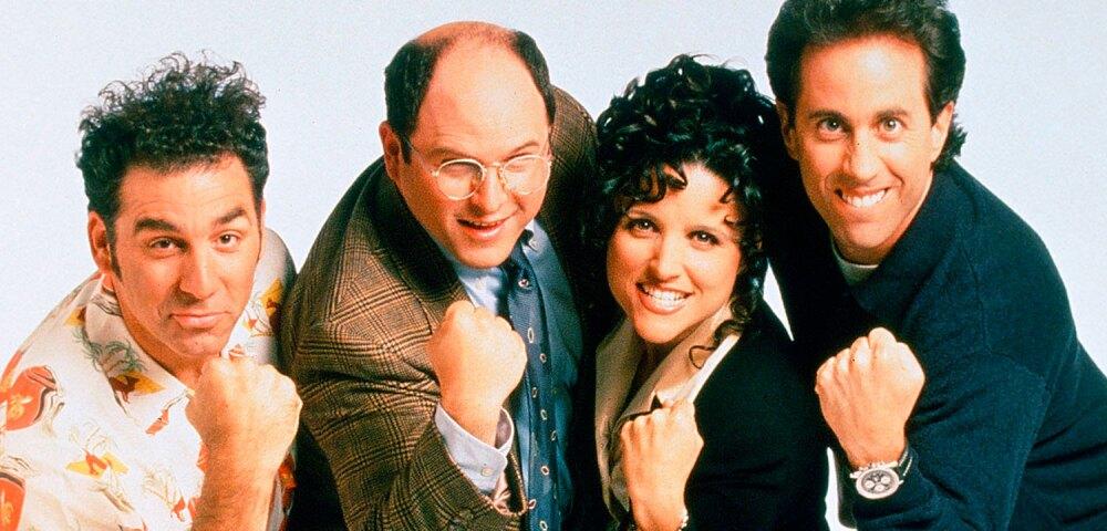 Seinfeld se emitió entre 1990 y 1998.
