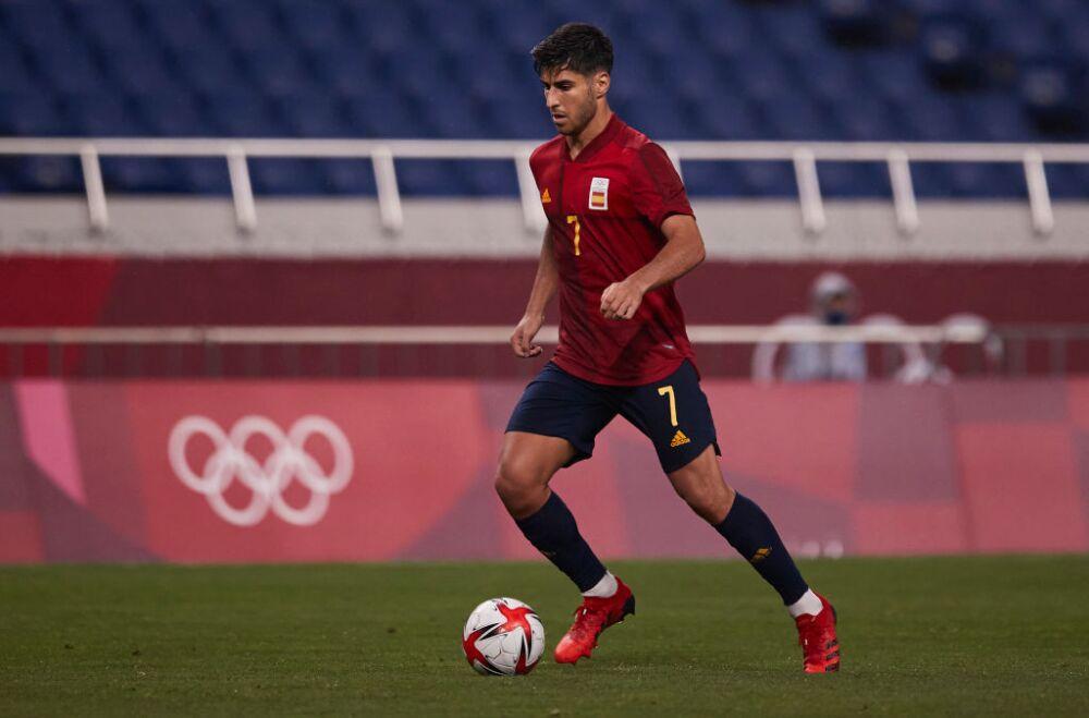 Spain v Argentina -  Men's Football - Group C - Olympics - Day 5