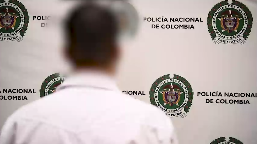 Se entregó a la Policía el hombre que disparó contra manifestantes en Medellín