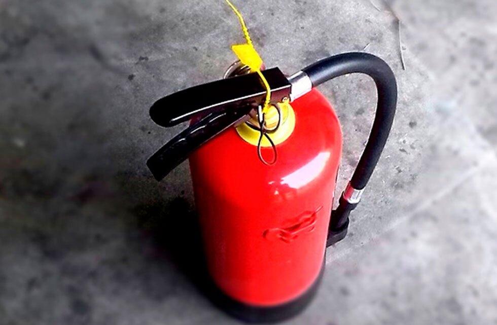Extintor genérica