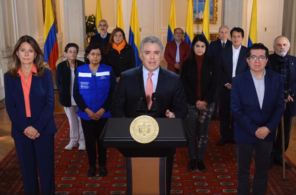 358558_Iván Duque_Anuncio Presidencial // Foto: Presidencia