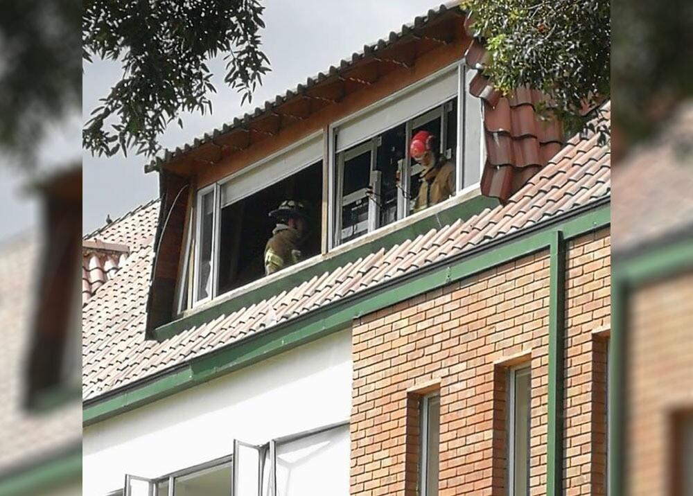 325040_BLU Radio. Atentado Escuela de Cadetes General Santander Foto Cortesía