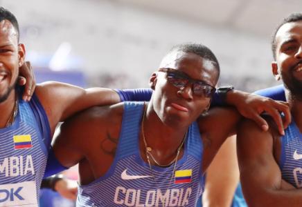 Jhon Alexander Solis representará a Colombia en los Juegos Olímpicos de Tokio 2020.