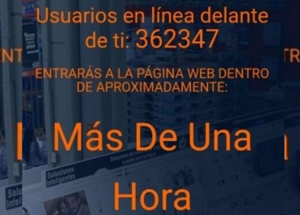 369802_Dia sin IVA / Foto tomada de Twitter
