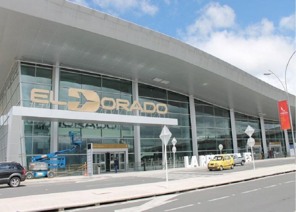 275356_Blu Radio. Aeropuerto El Dorado / Foto: Aerocivil