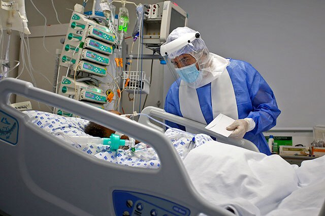 Pacientes con coronavirus en Colombia -  febrero 17