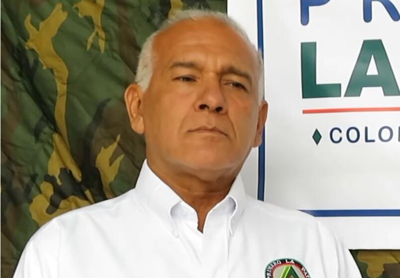 Coronel (r) Publio Hernán Mejía