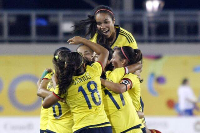 292729_Selección Colombia femenina