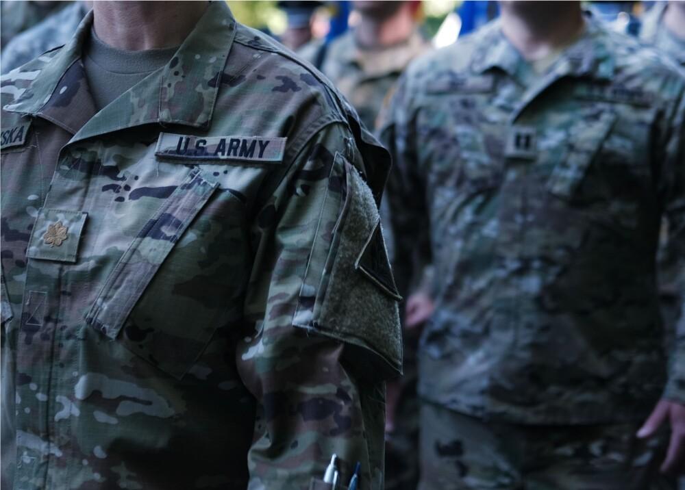365410_Militares de Estados Unidos en Colombia // Foto: AFP