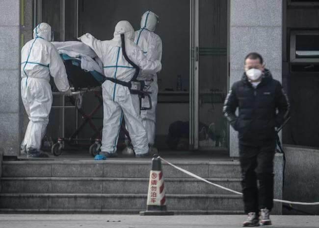 Coronavirus/AFP