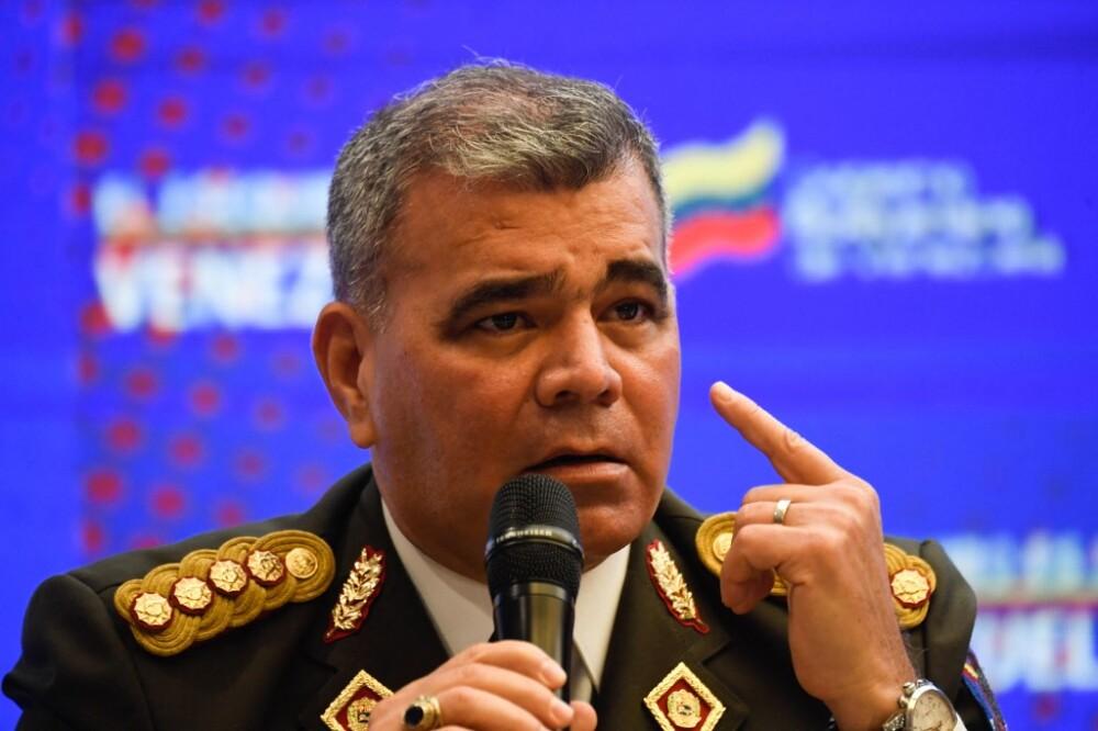 Ministro de Defensa de Venezuela, Vladimir Padrino López