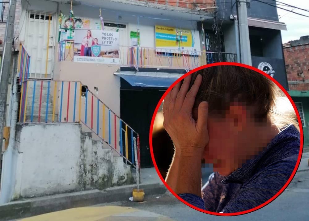 Dramático relato de madre de niño abusado en Medellín