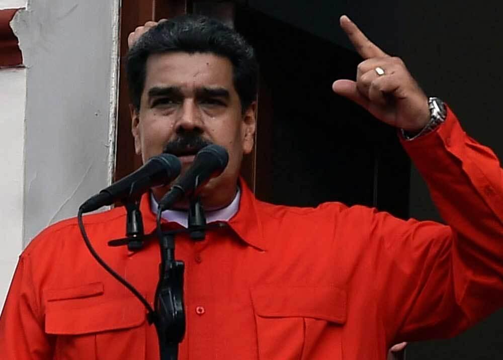 326091_BLU Radio // Nicolás Maduro // Foto: AFP