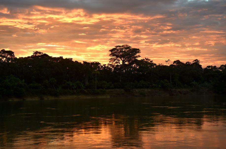 376847_Río Guayabero en San José del Guaviare // Foto: AFP