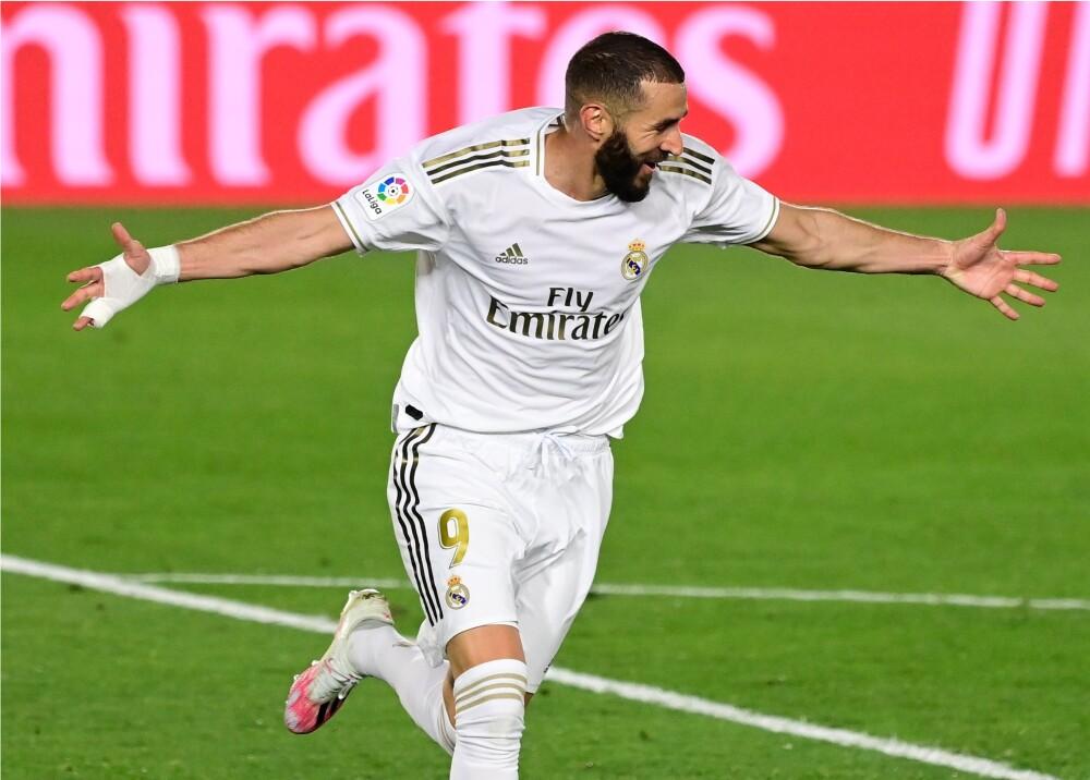 368066_Karim Benzema_Real Madrid // Foto: AFP