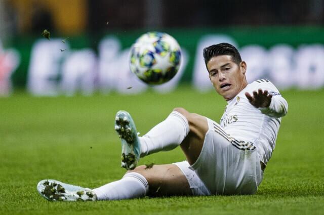 James Rodríguez - Foto: Getty Images