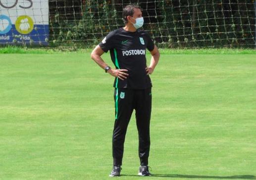 Alexandre Guimaraes Atlético Nacional