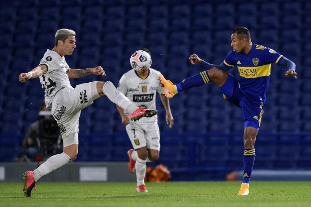 Boca Juniors The Strongest AFP.