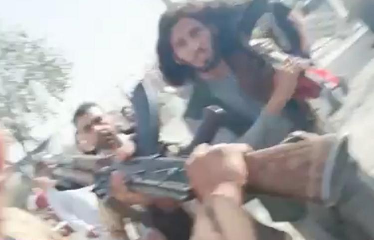 Talibanes intentaron atacar a equipo de CNN en Afganistán