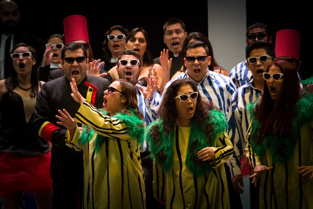 Fausto - Adrian Alcocer - Gran Teatro Nacional del Perú