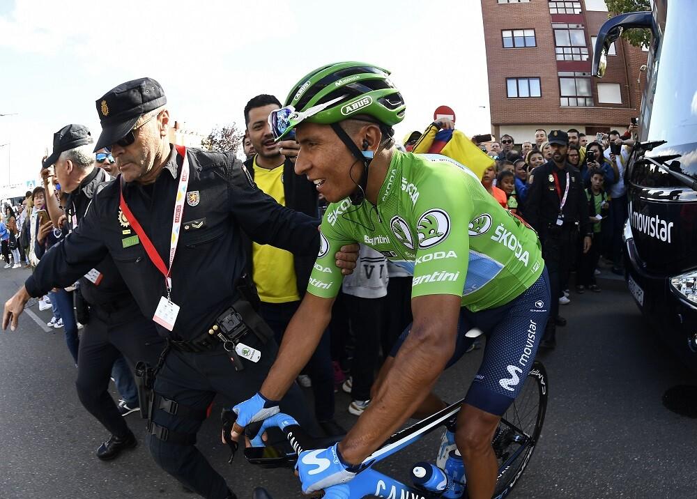 343395_BLU Radio. Nairo Quintana. Foto: AFP