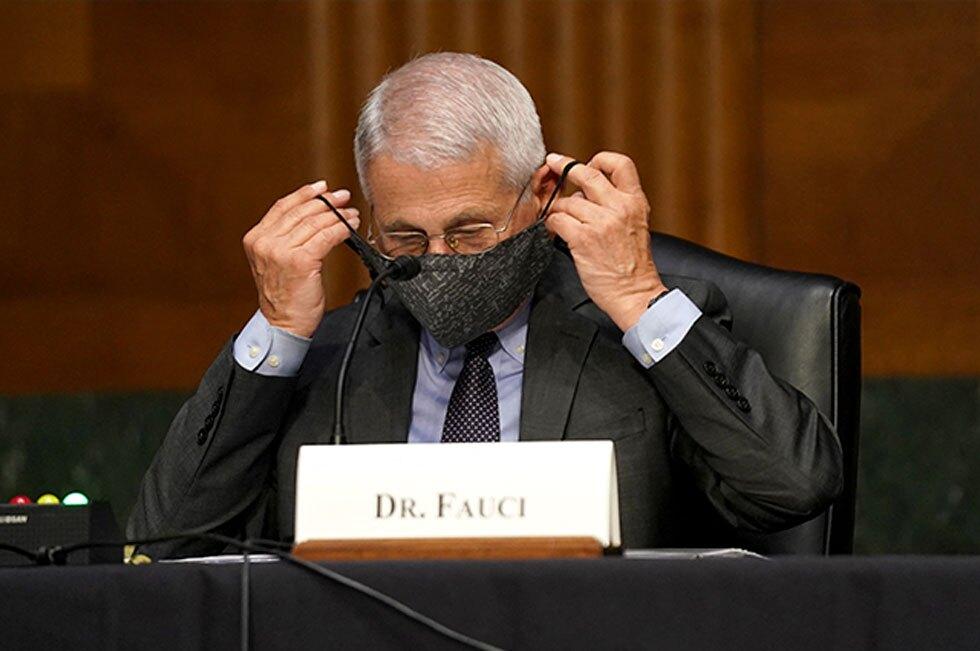 Anthony Fauci, el principal epidemiólogo del Gobierno de Estados Unidos