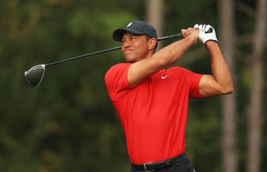 Tiger Woods sufrió un accidente de tránsito en Los Ángeles (California).
