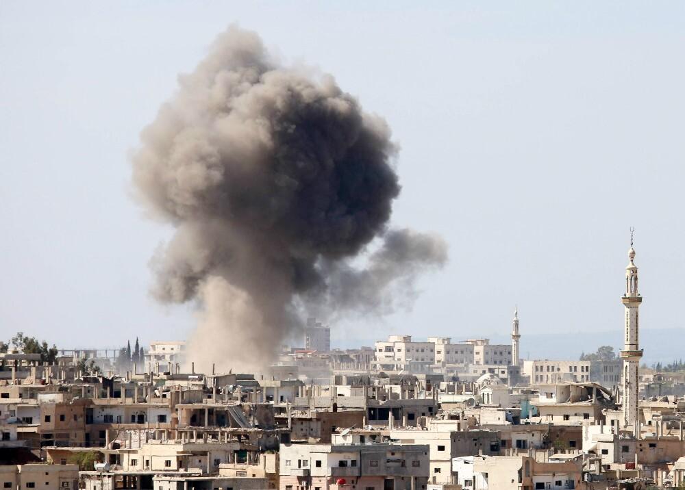 281553_BLU Radio, ataque en Siria / Foto: AFP