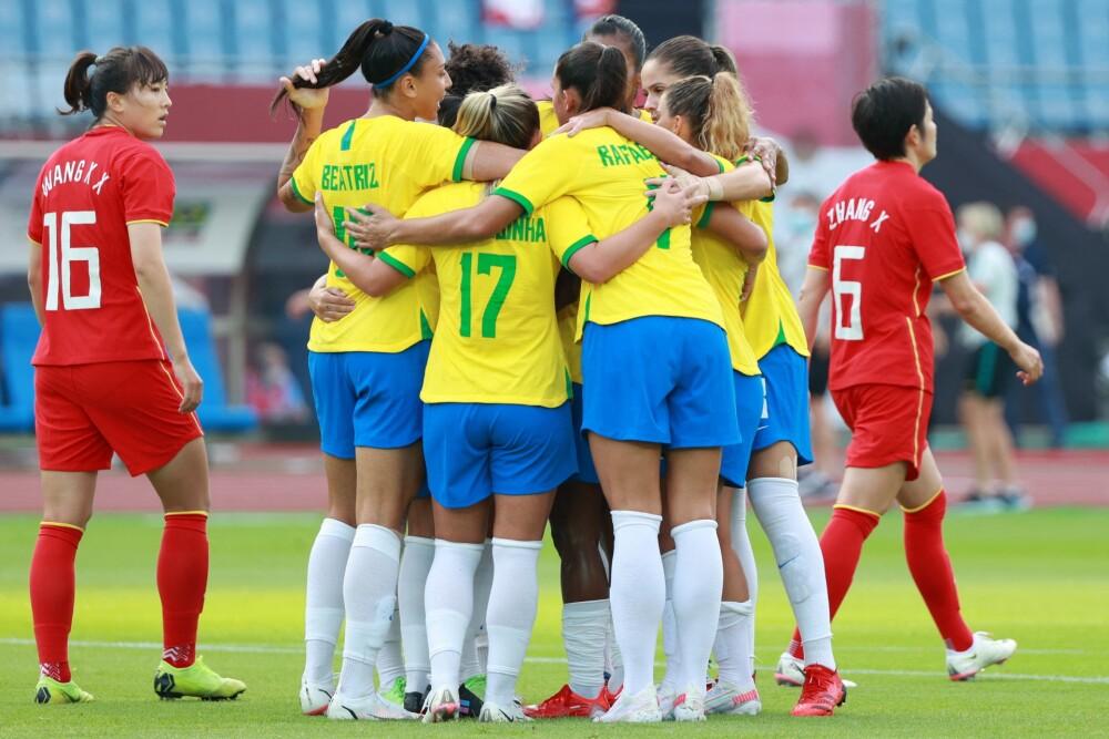 Selección de Brasil Femenina. AFP (1).jpg
