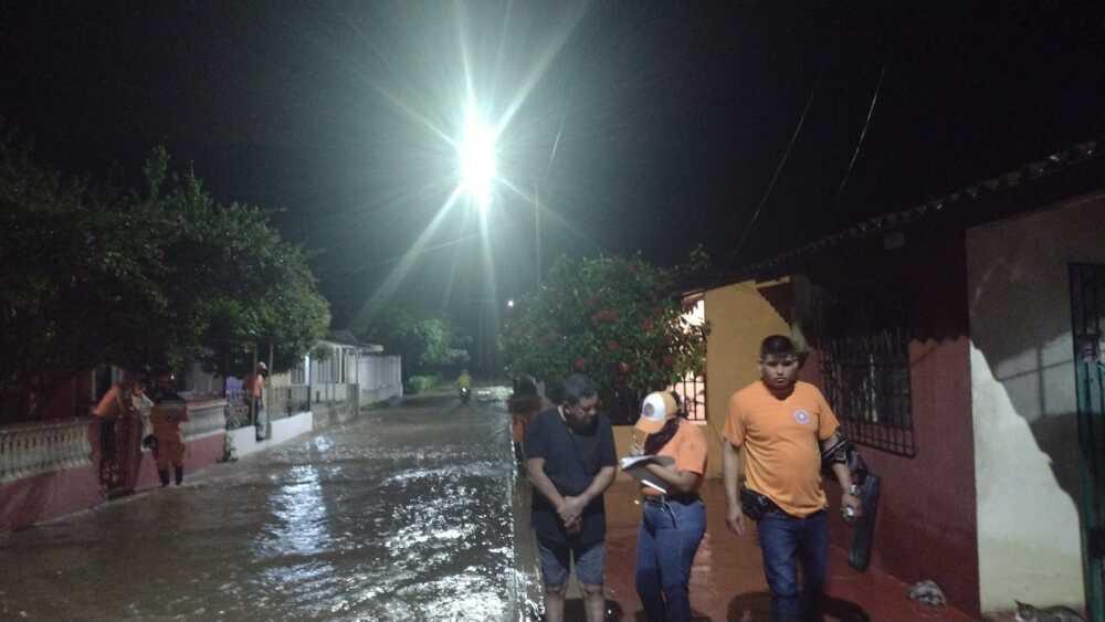 Invierno en Área Metropolitana de Barranquilla