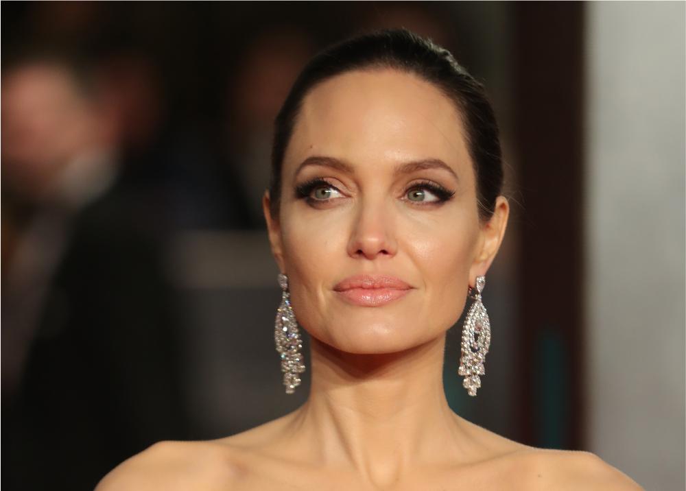 317648_Blu Radio // Angelina Jolie // Foto: AFP