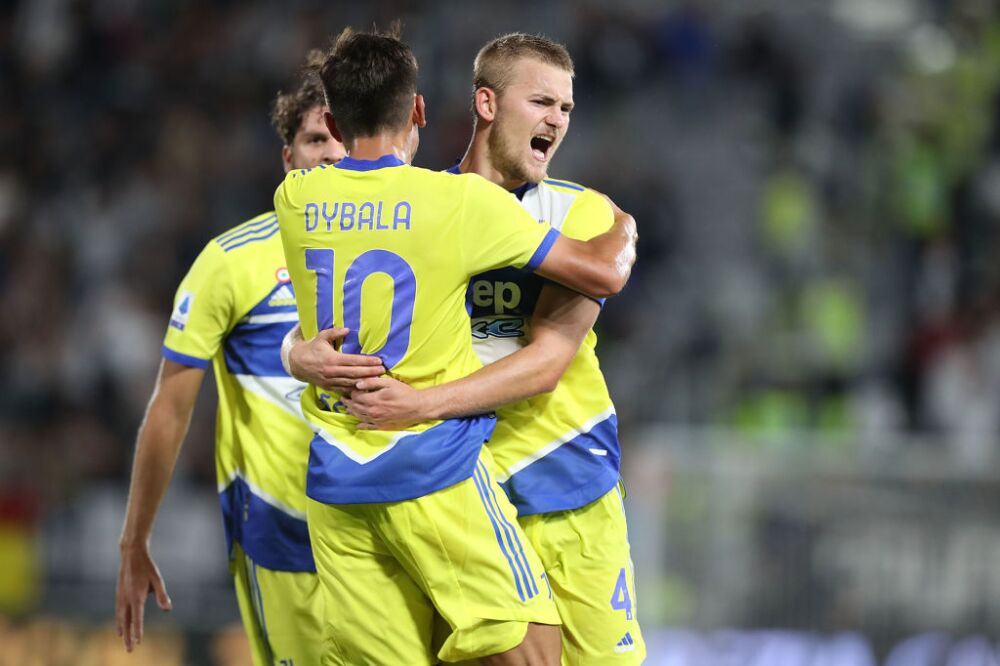 De Ligt - Juventus