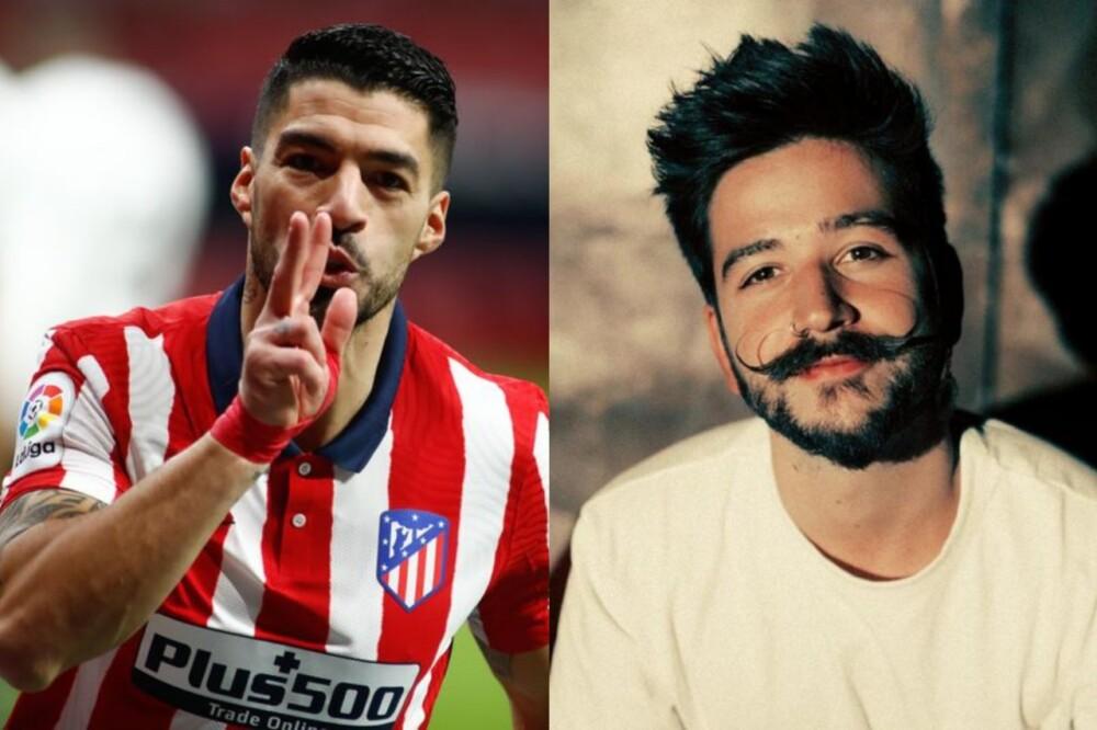 Luis Suárez y Camilo