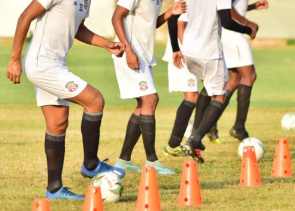 371201_Jugadores del Barranquilla F.C. // Foto Twitter: @BarranquillaFC
