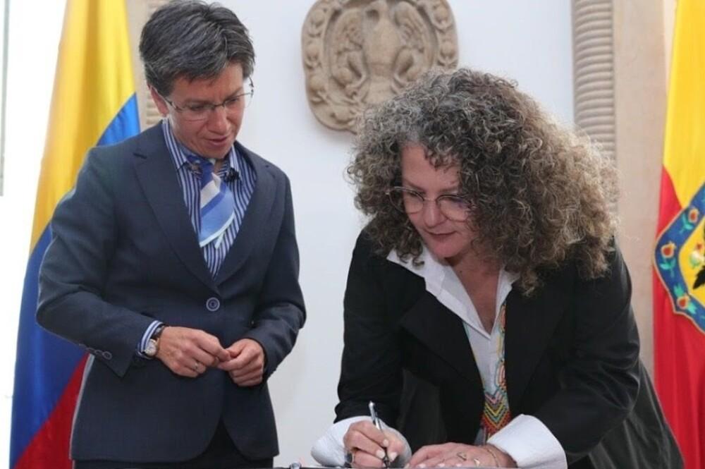 Posesión de Ana María Ruiz Perea como gerente de Canal Capital.jpg