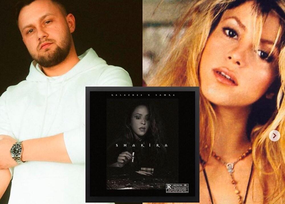 372011_Raperos alemanes hicieron montaje de Shakira consumiendo droga // Foto: Instagram @SpamDePop
