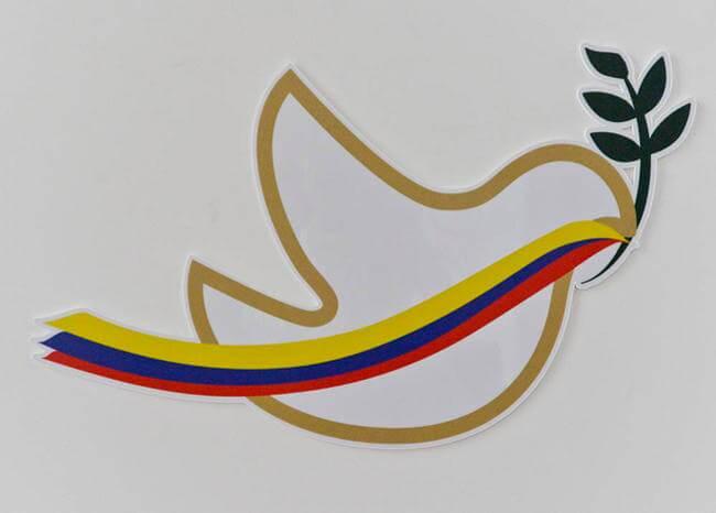 363845_Paloma de la paz // Foto: Referencia AFP