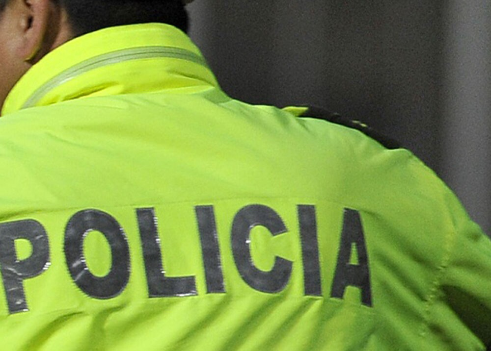 69554_Policía Nacional / AFP