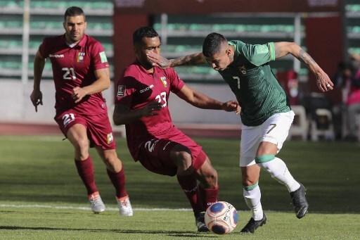 Venezuela y Brasil - Eliminatorias Sudamericanas Catar 2022