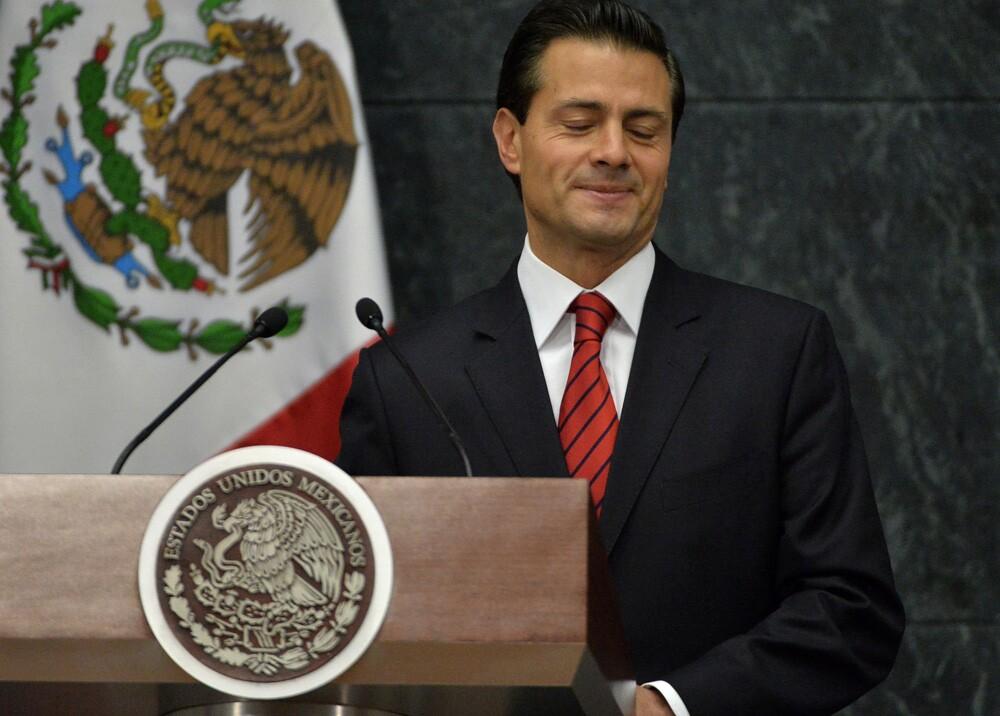6361_La Kalle - El baile de Peña Nieto - Foto AFP