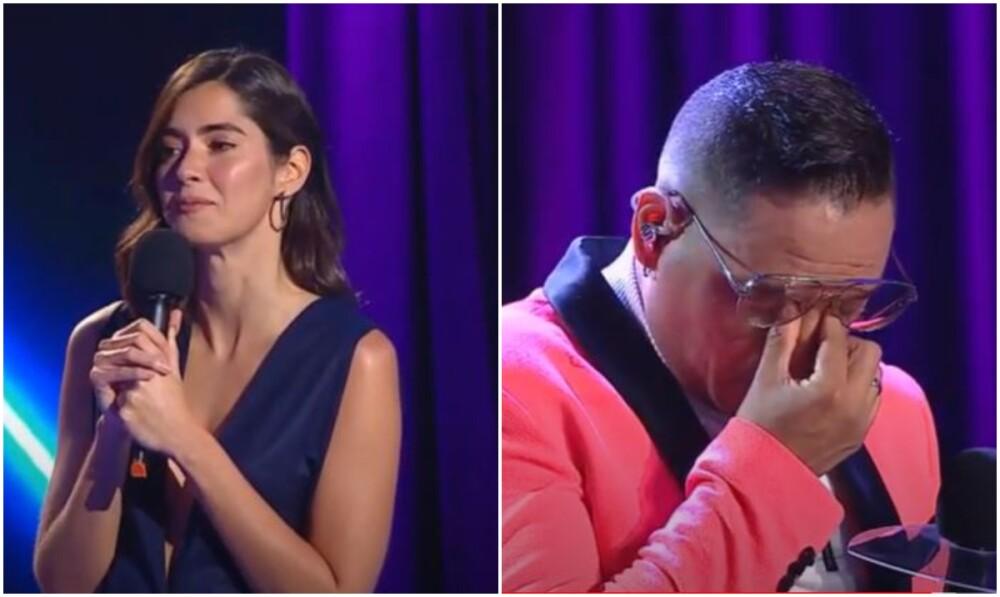 conmovedora historia de participante de A Otro Nivel que casi hace llorar a Paulina Vega.jpg
