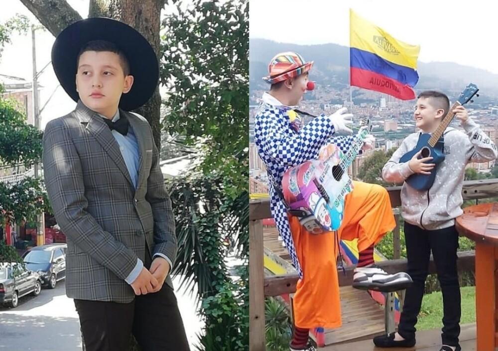 Josué, finalista del Equipo Cepeda en La Voz Kids.