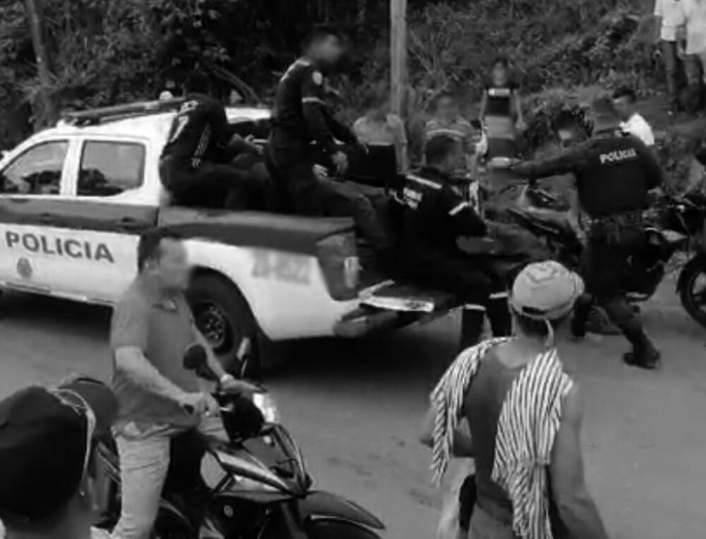 policías heridos en atentado.jpeg