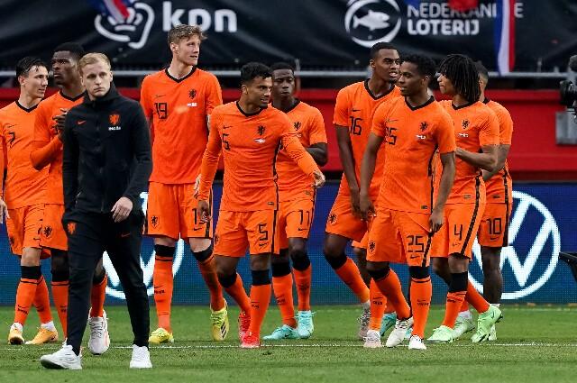Bajas en Países Bajos para la Eurocopa
